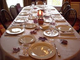 Dining Room Table Setting Dining Room Table Settings For Goodly Dining Room Table Settings