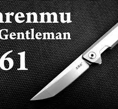 новый <b>нож</b> Sanrenmu 1161 сталь Sandvik 14C28N – купить в ...