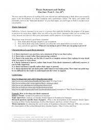 thesis statement examples for research papers research essay thesis statement research paper outline