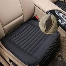 Universal Car Cushion PU Leather Car Front Seat Storage ... - Vova
