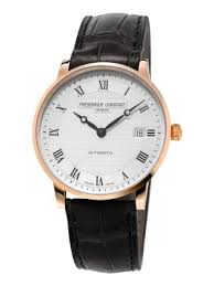 <b>18K Rose gold</b> Archives | Frederique Constant