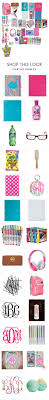 17 best ideas about school bag essentials school quot back to school preppy school supplies for teens quot by turnerjazmyne on polyvore featuring lilly pulitzer philip kingsley casetify options