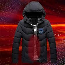 New Winter Warm <b>Heating Jackets</b> Men Women Smart Thermostat ...