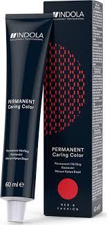<b>Indola Крем</b>-<b>краска</b> для волос Color Red & Fashion №6.80, 60 мл ...