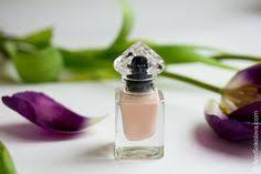 <b>Guerlain La Petite</b> Robe Noire Nail Colour #061 Pink Ballerinas ...
