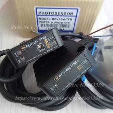 2019 <b>BEN10M TFR</b> Autonics Through Beam <b>Photoelectric Switch</b> ...