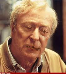 Michael Caine Stitches. Is this Michael Caine the Actor? Share your thoughts on this image?