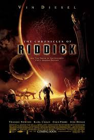 Póster The Chronicles of Riddick 3