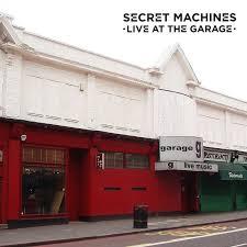 <b>Secret Machines Live</b> at the Garage
