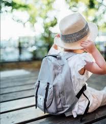 Детский <b>рюкзак Marble</b> Grey