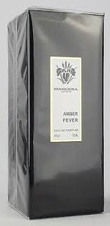 <b>Mancera Amber Fever</b> 120ml/4oz <b>Eau</b> de Parfum Authentic & fast ...