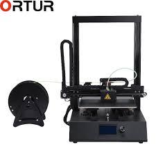 2019 Ortur 4 3D Printer Linear Guide Rail High Speed 3D Printer ...