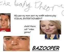 Bazooper | Bazinga | Know Your Meme via Relatably.com