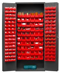 36x18x84 HD 14 Gauge Locker w/156 Bins | Гараж, Мебель и ...