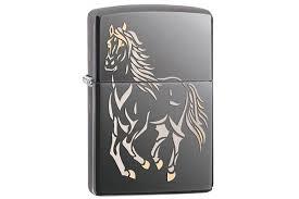 <b>Зажигалка Zippo</b> 28645 <b>Running</b> Horse купить! Цена в Москве, СПБ