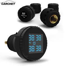 2019 <b>CARCHET TPMS Tyre Pressure</b> Monitoring System 4 External ...