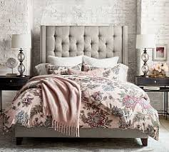 Beds | Full, Queen and King Beds & <b>Bed Frames</b> | Pottery Barn