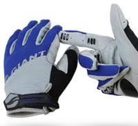 Wholesale Giant <b>Cycling Gloves</b> Blue - Buy Cheap Giant Cycling ...