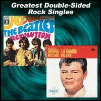 100 Greatest <b>Double</b>-<b>Sided</b> Rock Singles, 1952-1989