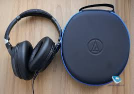 Обзор <b>наушников</b> с шумоподавлением <b>Audio</b>-<b>Technica ATH</b>-ANC70