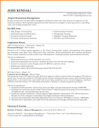 11 restaurant manager resume sample job bid template 11 restaurant manager resume sample