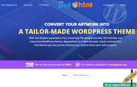 10 Best PSD to WordPress Conversion Service Providers 2017