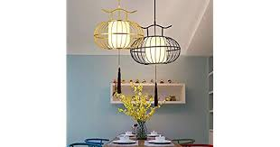 Tussy New Chinese Style <b>Wrought Iron Birdcage</b> Lamp Antique ...