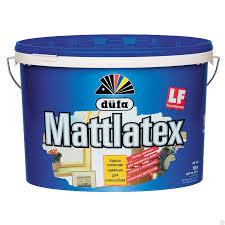 ВД <b>краска Dufa MATTLATEX</b> RD100 -10л, цена в Оренбурге от ...