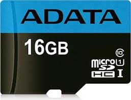 <b>Карта памяти</b> Adata Premier microSDHC <b>16Gb</b> Class 10 UHS-I U1 ...