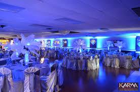 bharucha palace phoenix birthday party blue uplighting karma4me blue wedding uplighting