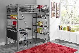 dhp furniture studio loft bed bed desk dresser combo home