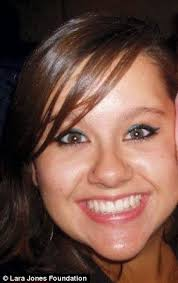 Murdered: British teacher Lara Jones, 26, from Preston, Lancashire, was killed by a hostel security guard while on holiday in Cuba - article-2430354-18388DB000000578-846_306x485