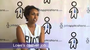 lowe s interview cashier lowe s interview cashier