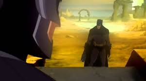 Crisis on Two Earths: Batman abyss quote - YouTube