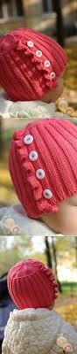 Вязание: Идеи | Выкройки шляп, Детское вязанье и Детские ...