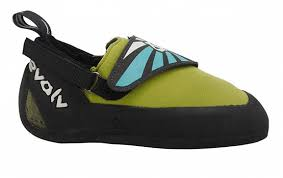 <b>Скальные туфли Evolv Venga</b> Kids Lime Green - купить в КАНТе