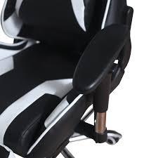 Игровое компьютерное <b>кресло</b> MFG-6001 black white - Meb-biz.ru