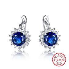 <b>ORSA JEWELS</b> 100% Solid <b>925</b> Sterling <b>Silver</b> Hoop Earrings For ...