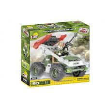 <b>Конструктор Cobi</b> Small Army 2156 <b>Ракетный автомобиль</b> ...