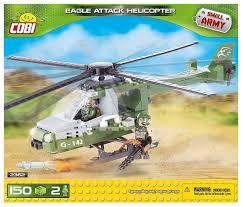 <b>Конструктор Cobi</b> Small Army 2362 Атакующий вертолет Орел ...