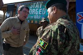u s department of defense photo essay u s deputy defense secretary ash carter speaks afghan maj gen waziri commander