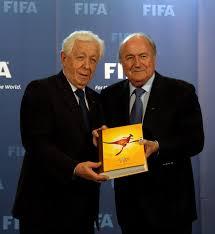 Sepp Blatter and Frank Lowy - 2018/2022 FIFA World Cup Book Handover - Sepp%2BBlatter%2BFrank%2BLowy%2B2018%2B2022%2BFIFA%2BWorld%2BqxIHR9mi0V6l