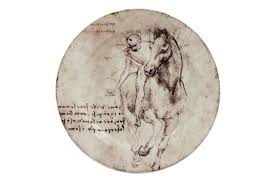 """<b>Набор</b> подставок для кружек Gien """"Лошади. <b>Леонардо</b> Да Винчи ..."""