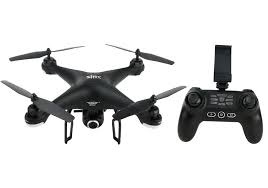 <b>Квадрокоптер</b> - <b>SJRC S20W</b> 720p черный (2.4G, камера 720P)