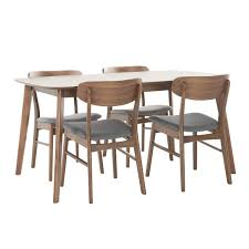 Modern <b>5 Piece Dining</b> Room Sets | AllModern