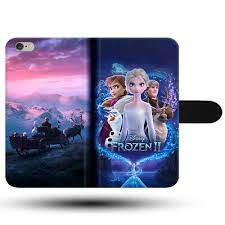 Frozen 2 Elsa Charm Anna <b>Olaf Magnetic</b> Clasp <b>Holder</b> Fabric ...