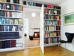Wall Bookshelf Full Wall Bookshelves Solar Design