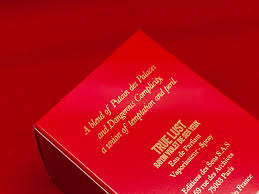 <b>True Lust</b> - <b>Rayon</b> Violet De Ses Yeux on Behance