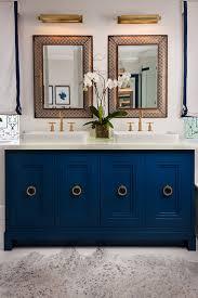 bathroom vanity boxed sv cs hudson valley lighting bathroom vanity top ring pulls blue