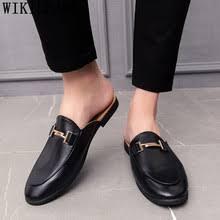 Best value <b>Men Leather</b> Mule <b>Shoe</b>